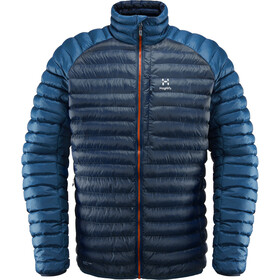 Haglöfs Essens Mimic Jacket Herre tarn blue/blue ink